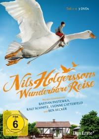 Смотреть Чудесное путешествие Нильса с дикими гусями онлайн на Кинопод бесплатно