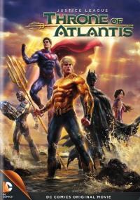 Смотреть Лига Справедливости: Трон Атлантиды онлайн на Кинопод бесплатно