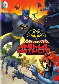 Смотреть Безграничный Бэтмен: Животные инстинкты онлайн на Кинопод бесплатно