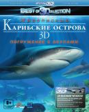 Смотреть фильм Карибские острова 3D: Погружение с акулами онлайн на Кинопод бесплатно