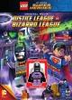 Смотреть фильм LEGO супергерои DC: Лига справедливости против Лиги Бизарро онлайн на Кинопод бесплатно