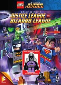 Смотреть LEGO супергерои DC: Лига справедливости против Лиги Бизарро онлайн на Кинопод бесплатно
