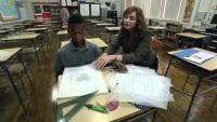 Смотреть обзор Обзор фильма - Учитель на замену онлайн на Кинопод
