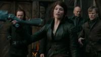 Смотреть обзор Обзор фильма - Охотники на ведьм 3D онлайн на Кинопод