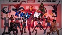 Смотреть обзор Хочу Знать - Новые Комиксы Marvel/All-New All-Different Marvel онлайн на Кинопод