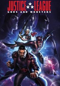 Смотреть Лига справедливости: Боги и монстры онлайн на Кинопод бесплатно