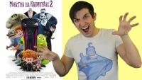 """Смотреть обзор """"Монстры на каникулах 2"""" - обзор мультфильма онлайн на Кинопод"""