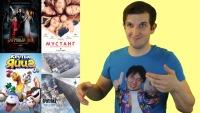Смотреть обзор Премьеры недели 15.10 - Прогулка, Багровый пик, Крутые яйца, Мустанг онлайн на Кинопод