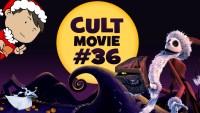Смотреть обзор КОШМАР ПЕРЕД РОЖДЕСТВОМ/THE NIGHTMARE BEFORE CHRISTMAS [CULT MOVIE] онлайн на Кинопод
