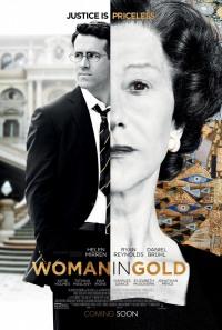 Смотреть Женщина в золотом онлайн на Кинопод бесплатно