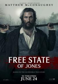 Смотреть Свободный штат Джонса онлайн на Кинопод бесплатно