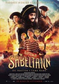 Смотреть Капитан Саблезуб и сокровища Лама Рама онлайн на Кинопод бесплатно