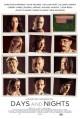 Смотреть фильм Дни и ночи онлайн на Кинопод бесплатно