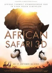 Смотреть Африканское сафари 3D онлайн на Кинопод бесплатно