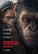 Смотреть фильм Планета обезьян: Война онлайн на Кинопод бесплатно