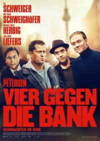 Смотреть Четверо против банка онлайн на Кинопод бесплатно