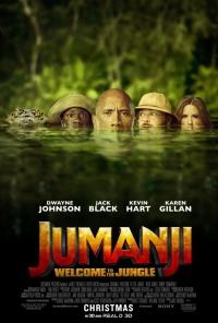 Смотреть Джуманджи: Зов джунглей онлайн на Кинопод бесплатно