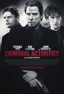 Смотреть фильм Преступная деятельность онлайн на Кинопод бесплатно